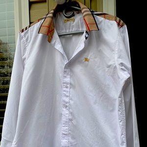 Authentic Men Burberry Shirt